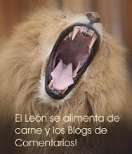 No hagan enojar al León