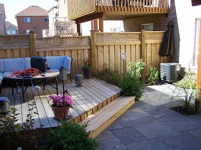 urban backyard landscaping ideas | Simple Home Decoration