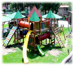 parques de madera