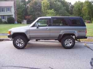 BLAH BLAH BLAH: Perfect 1st Generation 4 Runner for Sale