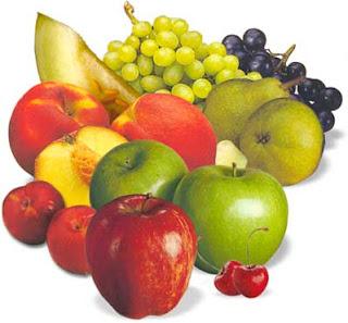 * Frutas ácidas: naranja, mandarina, pomelo o grey, una, carambola, kiwi, maracuyá, mora, tamarindo.   * Frutas dulces: plátano, guineo, papaya, pera, manzana, mango, chirimoya, higo, melón, durazno, sandía, pitajaya.    * Frutas semi-ácidas: piña, fresa    * Frutas neutras: Coco, ciruela, higo, Herbalife, Batidos de Frutas, vinagre de manzana, Diabetes, Nervisismo, Comprar Herbalife