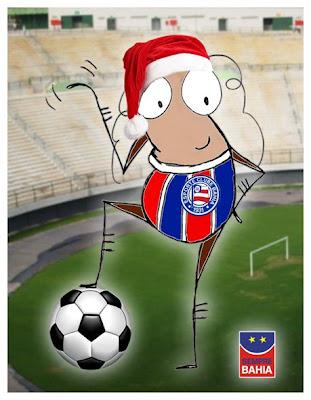 SEMPRE BAHIA - Esporte Clube Bahia  FELIZ NATAL para toda a NAÇÃO ... e8d23ca3ce246