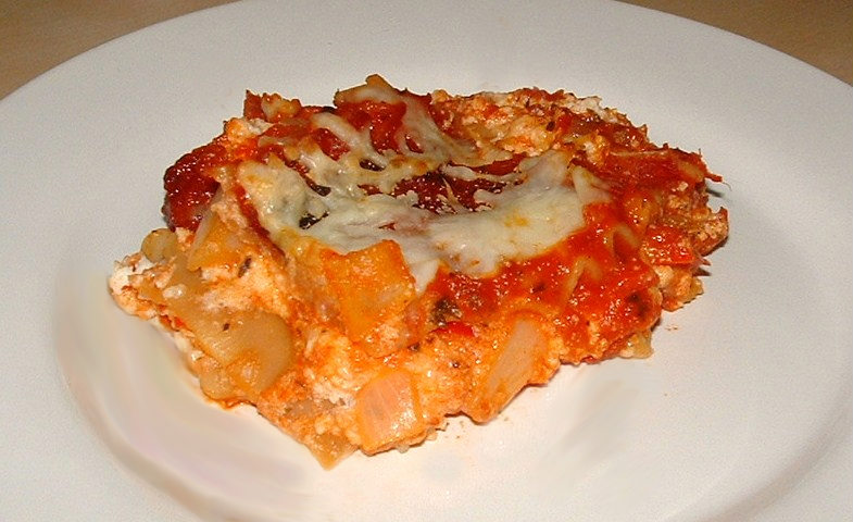 how to cook lasagna without boiling noodles first