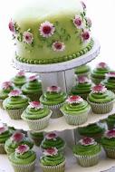 Cupcakes berg