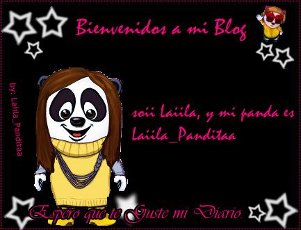 ♥..Laiiilaa..♥ || My Diary!