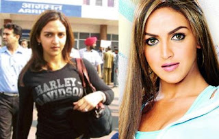 Esha Deol without makeup