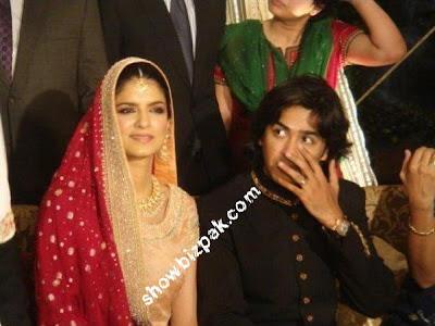 Shehzad Roy Wife