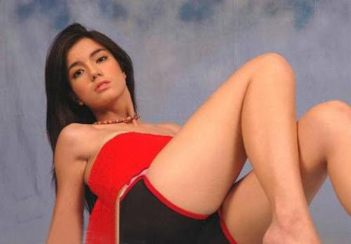Foto Seksi Sheila Marcia Celebrity fashion Photoshoot Picture