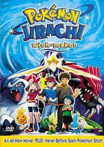Pokémon 6 Jirachi Realizador De Desejos Dublado