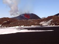Vulkanen og jeg