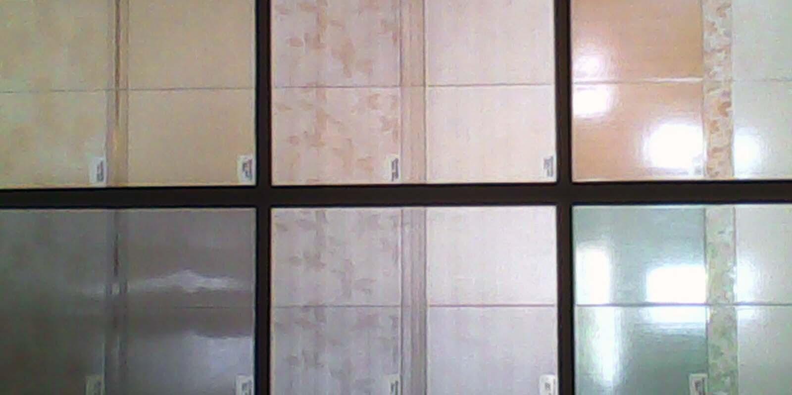 Warna, Motif dan Desain Model Pemasangan Keramik / Granit untuk