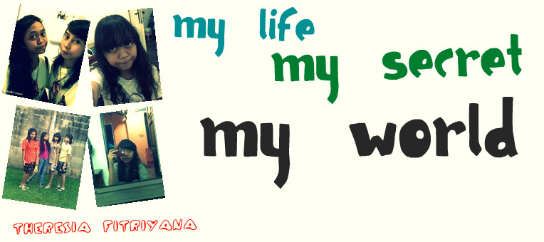 My Life, My Secret and My World