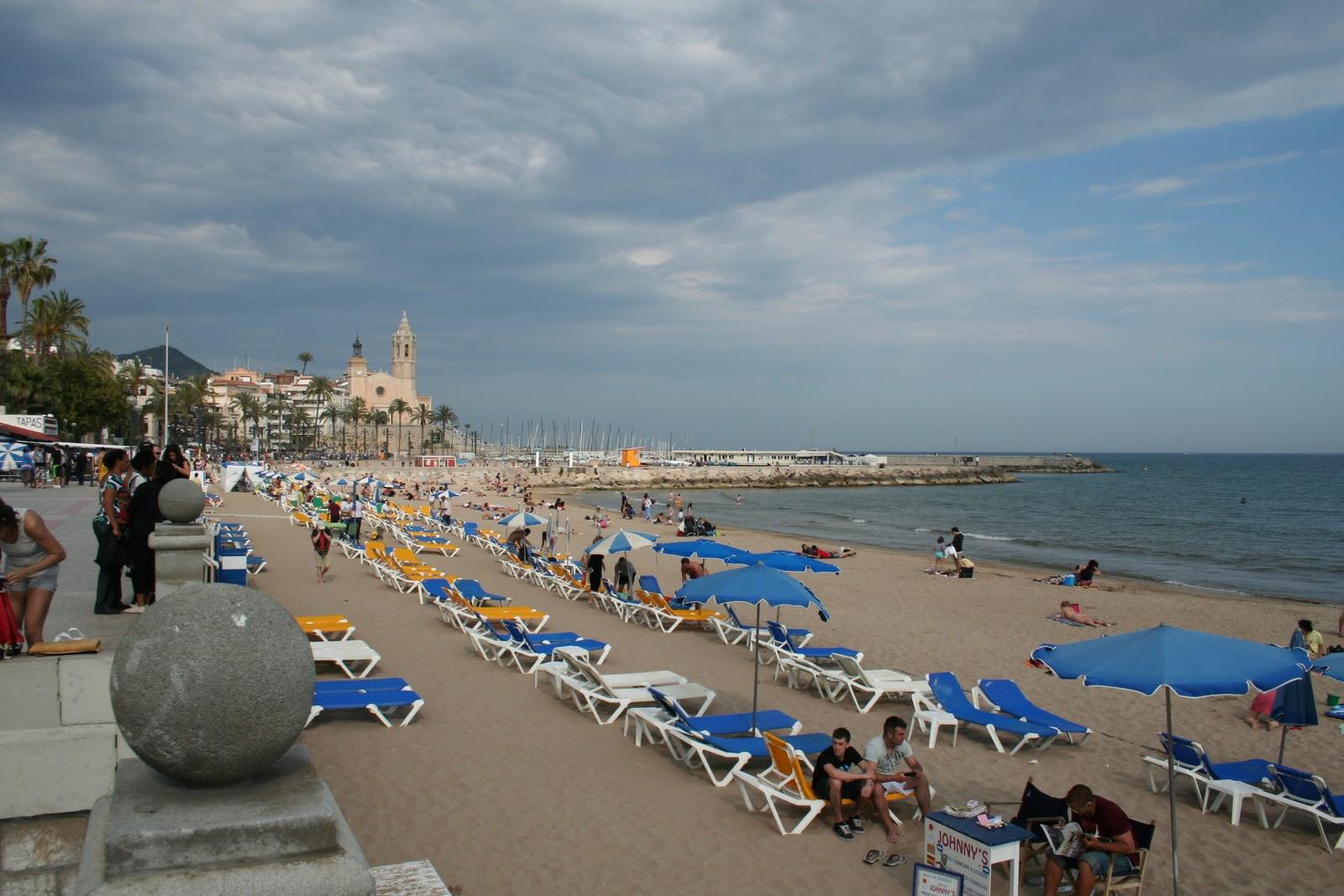 Фото пляжей ситжеса испания