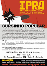 Cursinho Popular 2009