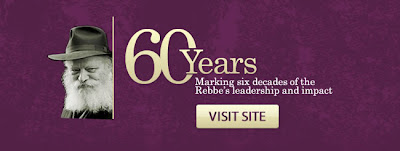 Sixty Years - Marking Six Decades of the Rebbe's Leadership and Impact