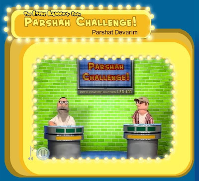 IKS Parshah Challenge