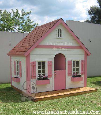 Casitas para ni os casitas de madera para ni os for Casitas de jardin para ninos
