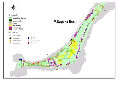Pulau Sapuka Kec. Liukang Tangaya Kab. Pangkep