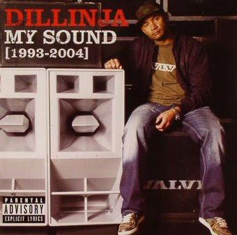 Jungle - Drum&Bass Dillinja_my_sound_1993-2004_front