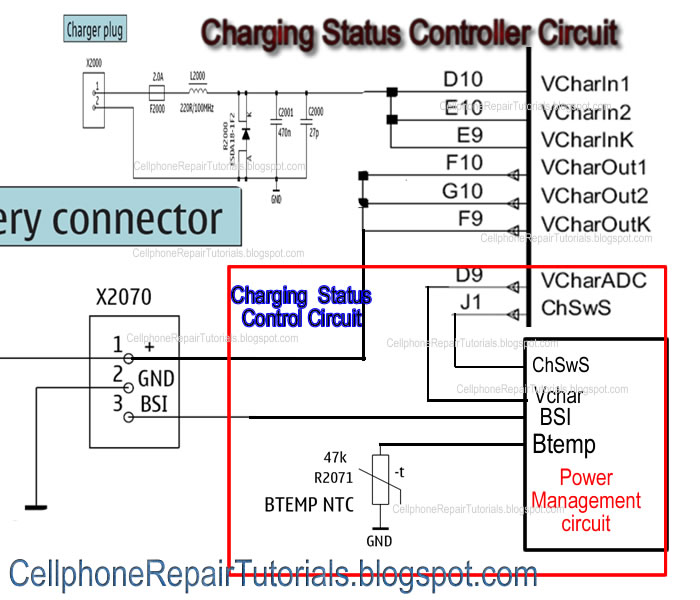 chargistatcircuit how does charging circuit works from a battery charger to charge a cell phone charger wiring diagram at aneh.co