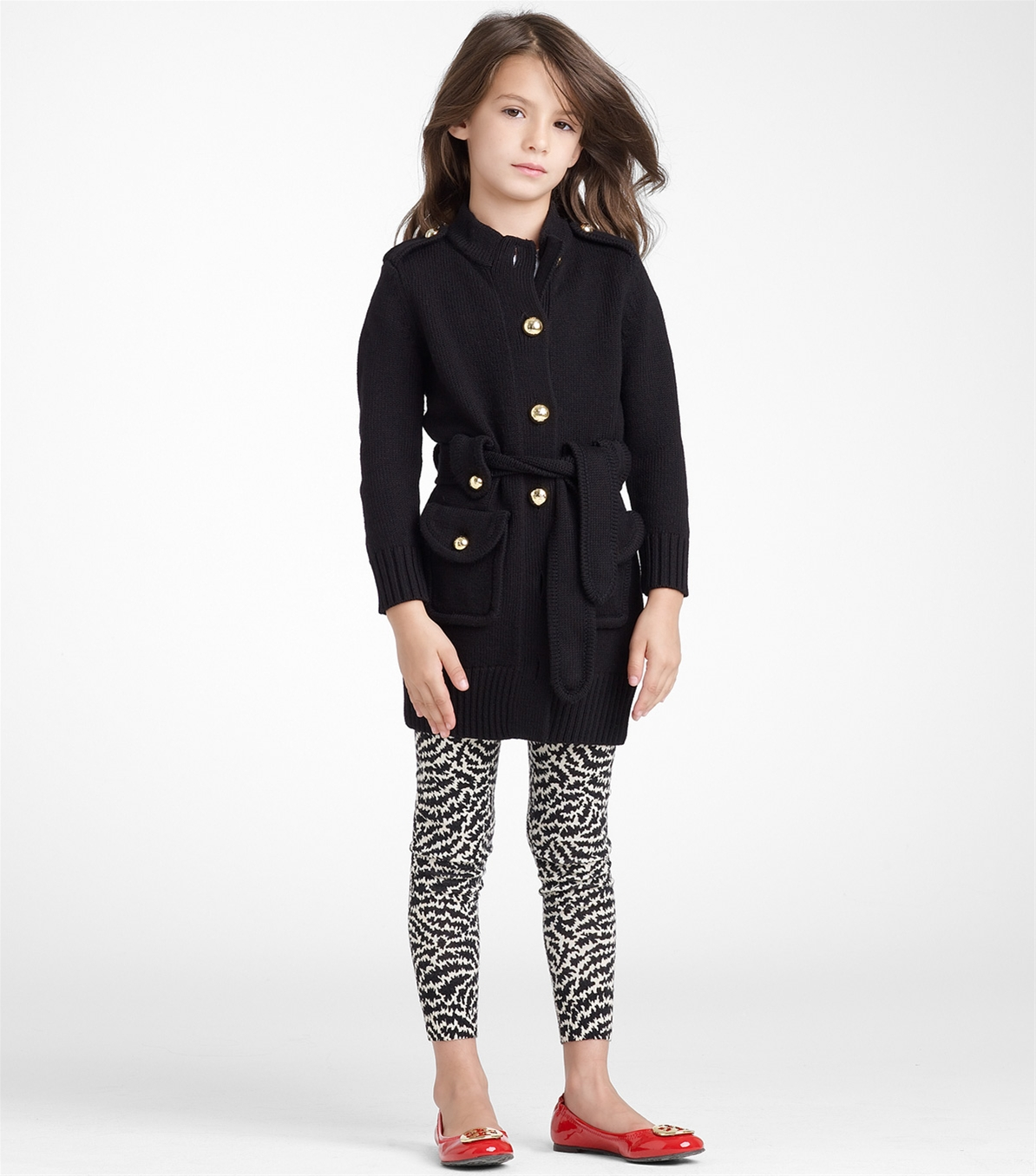 Fashion super cute tory burch kids clothing