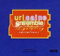 Uri Caine/ Bach - Goldberg Variations 2000