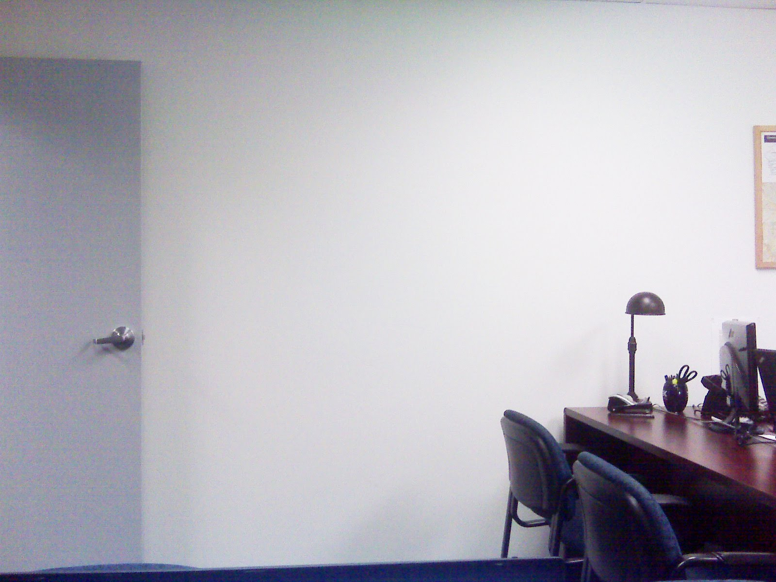 Attrayant Falls Design: Design Dilemma: How To Turn A Dreary Office Into A Cool  Upbeat Space