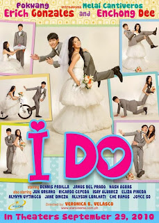 I DO – Erich and Enchong