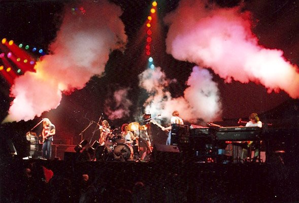 Pink Floyd Tour '77 Animals