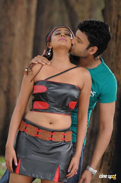 Priyamani Hot in Telugu Movie Raj