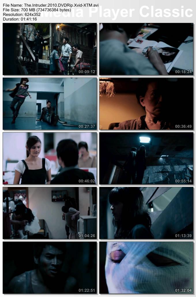 Zorla Giren – The Intruder 2010 (Türkçe Altyazı) DVDRip Xvid