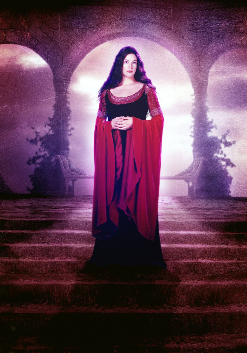 LORD OF THE RINGS QUOTES ARWEN