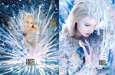 Perfume Review Angel Thierry Mugler Perfume  da Rosa Negra Naomi Watts