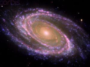Galaksi Bimasakti Akan Mati Dari Dalam