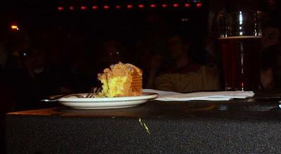 Grady's cake