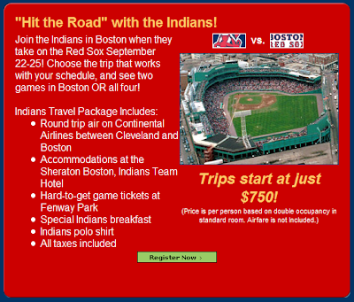 Indians Road Trip