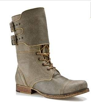 utilitarian boots