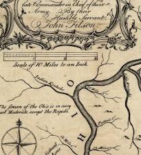 John Filson's 1793 Map