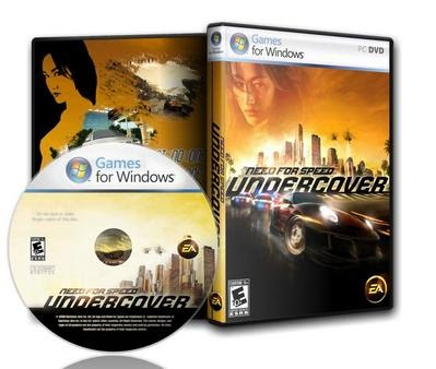 eed For Speed: Undercover [RIP Add-on Video only 800MB]