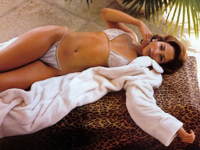 Hot Bikini Wallpaper Jennifer Lopez