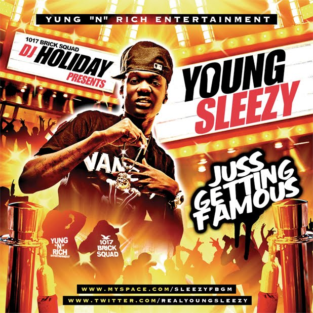 """JUSS GETTING FAMOUS"" HOSTED BY DJ HOLIDAY OFFICIALLY RELEASED"
