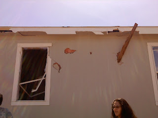 2010 Tucson Monsoon Storm Damage