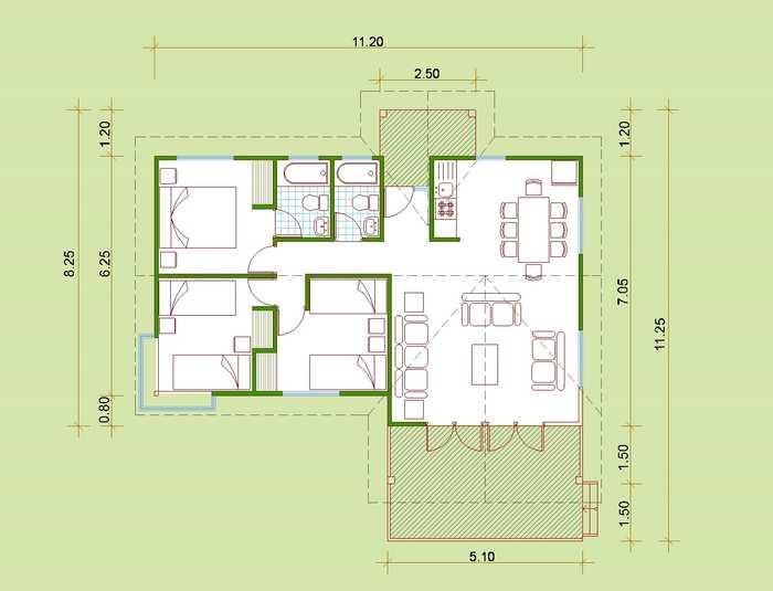 cix885yfin planos de casas de madera