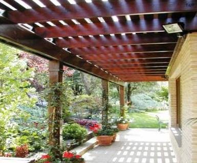 Fotos terrazas y pergolas julio 2010 auto design tech for Imagenes de terrazas