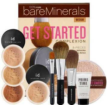 Bare+Minerals 20% Off Bare Escentuals Get Started Kit at Sephora!