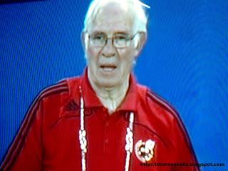 Euro 2008: Spain's Coach Luis Aragones:toomanyballs