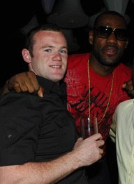Rooney and Lebron James
