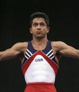 US Gymnast : Raj Bhavsar