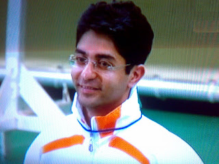 Beijing Olympics : Abhinab Bindra