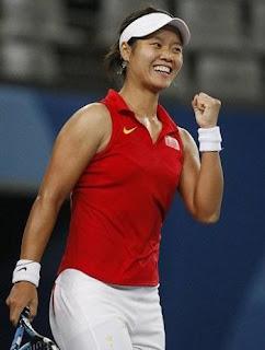 Li Na of China
